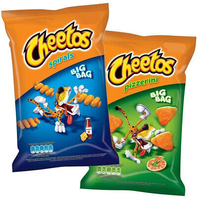 Cheetos Chips Duo Pack - Mix Up & Pizzerini