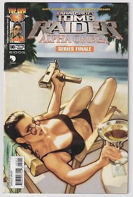 TOMB RAIDER #50 | Vol. 1 | Adam Hughes | Final Issue | HTF | 2005 | VF/VF-