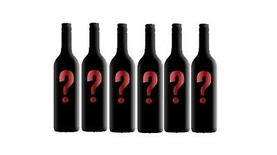 Ultimate Xmas Mystery Mix Red Wine Pack - 12 x 750ml Free Delivery RRP $190