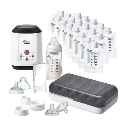 Tommee Tippee Express and Go Complete Starter Kit