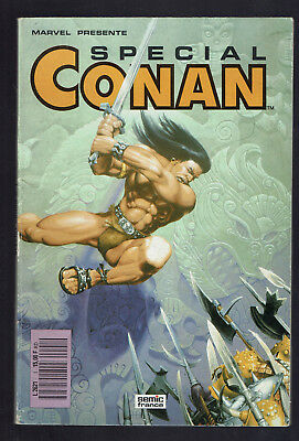 SPECIAL CONAN N°1  semic France BE