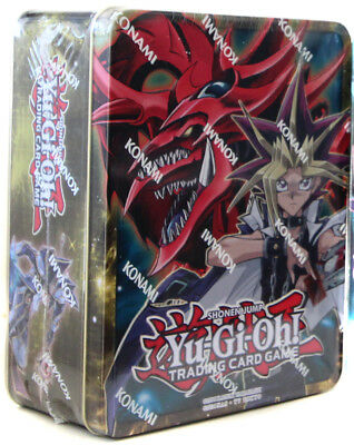 Yu-Gi-Oh! Mega Tin Box 2016 Yugi & Slifer CT13-DE MP16-DE deutsch ungeöffnet neu