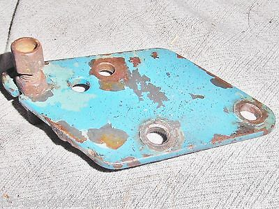 Bracket for Brake Cable Right of Hummel de 52 Single-Axle