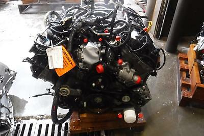 FORD MUSTANG GT ENGINE 5 0L COYOTE LIFTOUT W/ECM VIN F 8th