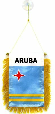 Albania MINI BANNER FLAG GREAT FOR CAR /& HOME MIRROR HANGING 2 SIDED FI