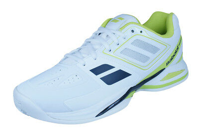 8e483f0fd34b6 BABOLAT PROPULSE TEAM BPM Clay Mens Tennis Sneakers Court Shoes - Yellow  White