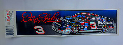 Dale Earnhardt Sr. Official Race Day Sticker / Decal / Goodwrench / Nascar / USA
