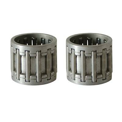 Sprocket Needle Clutch Drum Bearing Fit Husqvarna 351 357 359 445 Chainsaw 2Pcs