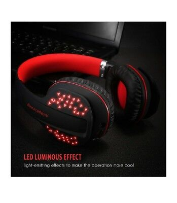 Beexcellent Q2 Gaming Headset Wireless Bluetooth LED Gaming Headphone For iPhone