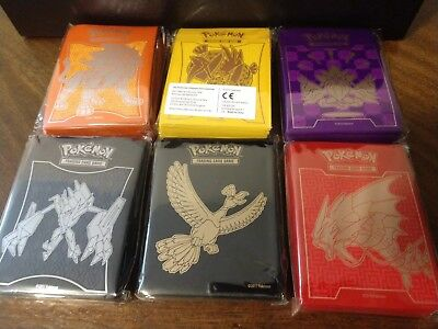 Pokemon TCG Card Protectors - Sealed ETB Sleeves *Random Art*