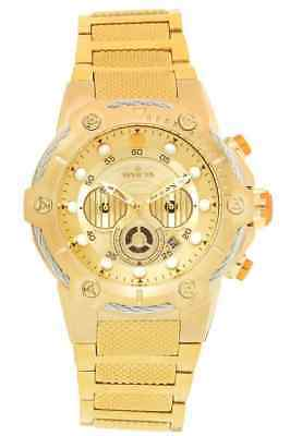 Invicta Star Wars Chronograph Gold Dial Men's Watch 27115