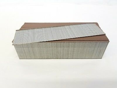 "18 Gauge Galvanized Straight Finish Brad Nail 1 3/8"" 5,000/box fits most brands"