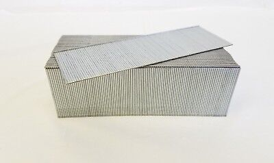 "18 Gauge Galvanized Straight Finish Brad Nail 1 9/16"" 5,000/box fits most brands"