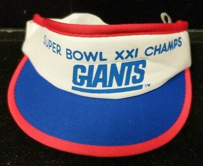 NOS NEW YORK GIANTS SUPER BOWL XXI Champs CHILDS 1-5 YEARS OLD HAT CAP 7ecf23bb5