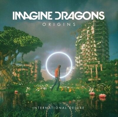 Imagine Dragons - [ORIGINS] Album CD Sealed