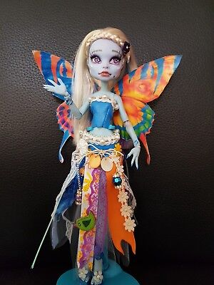 monster high ooak. Misty sprinkle🍃 free spirited fairy.
