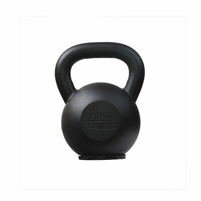 NEW Classic Kettlebell 20KG Russian Style Fitness Exercise Training Equipment