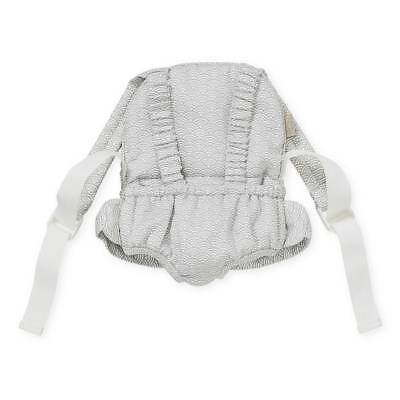 Doll's Carrier - Grey Wave baby kids stuffed toy plush animal gift