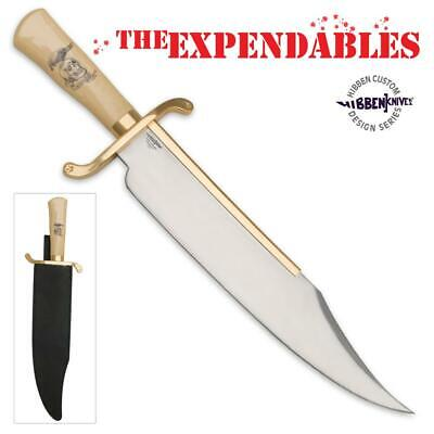 NEW War Sword The Expendables Bowie, Gil Hibben Knife