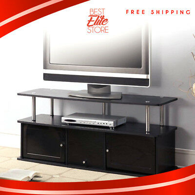 Tv Stand 65 Inch Flat Screen Entertainment Media Home Center Console