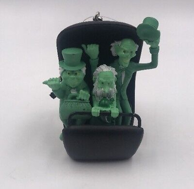 NEW Disney Parks Haunted Mansion Hitchhiking Ghosts Doom Buggy Ornament