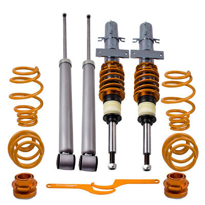 Adjustable Coilovers for VW Polo 9N 9N3 SEAT Ibiza 6L Coil Strut Suspension Kit
