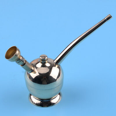 Portable Smoker Smoking Tobacco Metal Water Pipe Shisha Bubbler Hookah