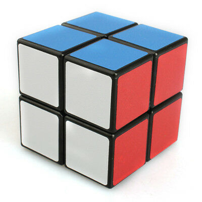 Magic ABS Ultra-smooth Professional Speed Cube Rubik's 2X2 Puzzle Twist UK