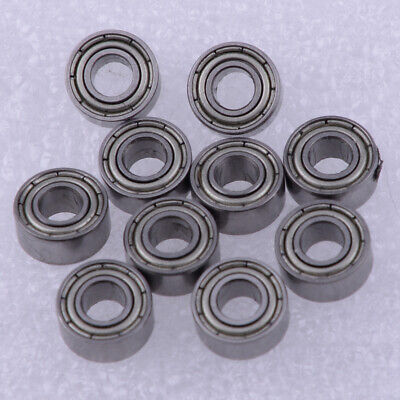 684ZZ ABEC-5 4x9x4 mm Ball Bearings 10PCS Mini 684 Z ZZ Miniature 684-2Z Steel