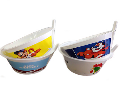 Kids Tip' n Sip' Cereal Bowl With Built In Straw