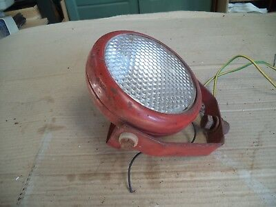 Plough Light Massey Ferguson Tractor Lamp Butlers Not Headlight Headlamp Side
