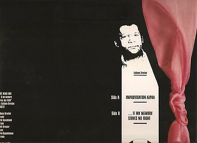 ANTHONY BRAXTON QUARTET - If my memory serves me right - MINT ZUSTAND