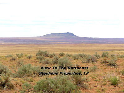1.25 Acre Homesite Lot - Sun Valley, Arizona In The Painted Desert Area-0% Terms