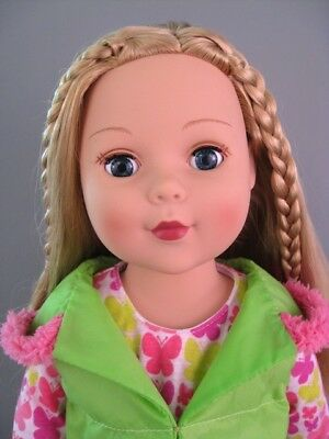 MY LIFE AS ~OUTDOORSY GIRL~ DOLL Blonde hair, Braids, Blue eyes, NEW IN BOX!