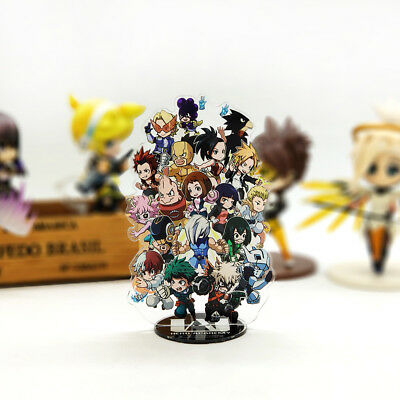 My Hero Academia Class A cute acrylic stand figure model anime toy table decorat