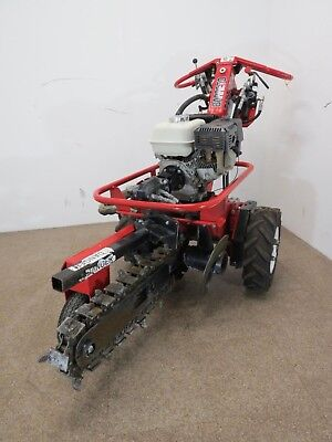 2014 Barreto 712 Micro Trencher- Only 259 Hours on it! Free Shipping!!!