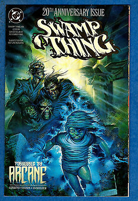 SWAMP THING # 125 (2nd Series) - DC 1992  (fn-vf)
