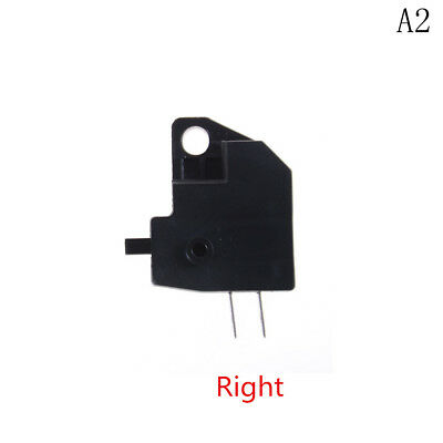2PCS Universal Motorcycle Scooter Front Right Lever Brake Stop Light Switch  Ea