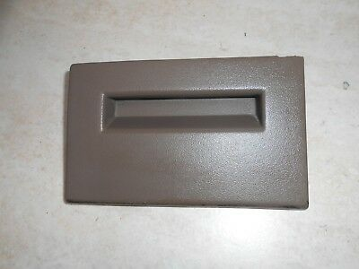 CHEVY GMC SUBURBAN SILVERADO TAHOE BLAZER FUSE BOX COVER LID ... on