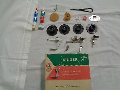 Singer Sewing Machine Attachments Class 600 Machines SIMANCO PART # 161794