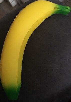 Anti Stress Ball Hier Anti Stress Banane Knautschen Kneten Cool 18cm  Squeeze