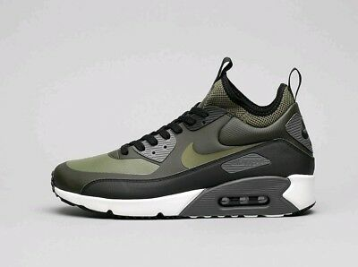 NIKE Air Max 90 Ultra Mid Winter SE Uomos Hi Top AA4423