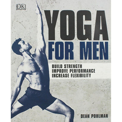 Yoga for Men by Dean Pohlman (Paperback), Non Fiction Books, Brand New