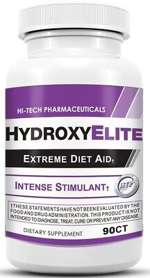 Hydroxy Elite by Hi-Tech Pharmaceuticals, 90 Caps, FREE SHIPPING Hydroxyelite
