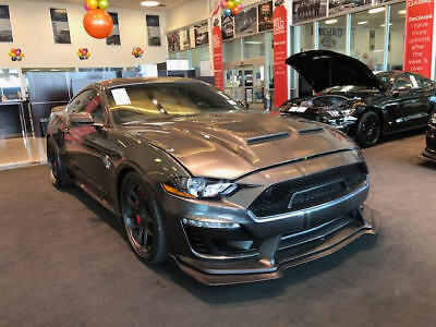 2018 Shelby Mustang GT PREMIUM 2018 SHELBY SUPER SNAKE MUSTANG PREMIUM 401A WITH 6 SPEED MANUAL 800+ HP