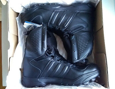 NIB ADIDAS GSG 9.2 Tactical/Outdoor Sports Men's Boots (Black - Size 14US)