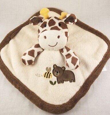 Bee baby lovey blanket READY TO SHIP