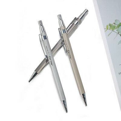 Iron Metal-Mechanical Automatic Pencil Writing Drawing School Supply 0.5mm