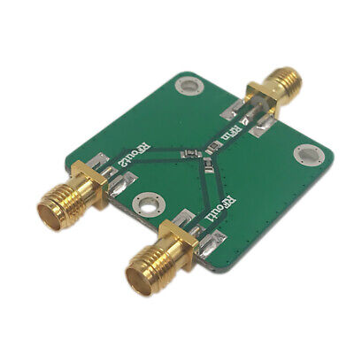 SMA DC~5GHz RF Microwave Resistance Power Divider Splitter 1 to 2 Combiner