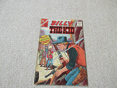 BILLY THE KID COMICS-No 50- June 1965-Charlton comics-Rare